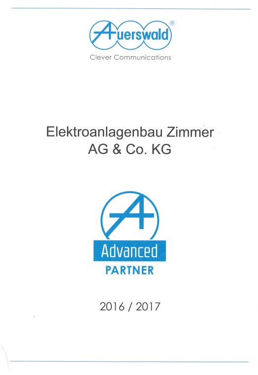 Advanced Partner Auerswald